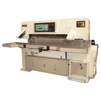 Paper Cutting Machines (Guillotines)